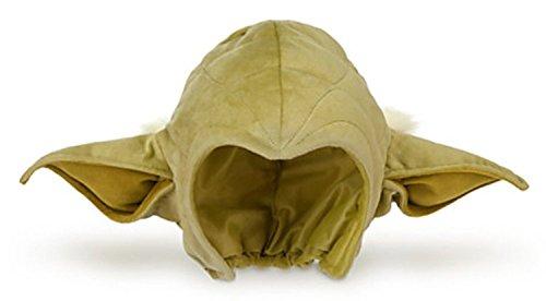 Disney Store Kids Yoda Hat, One Size (Yoda Halloween Costume)