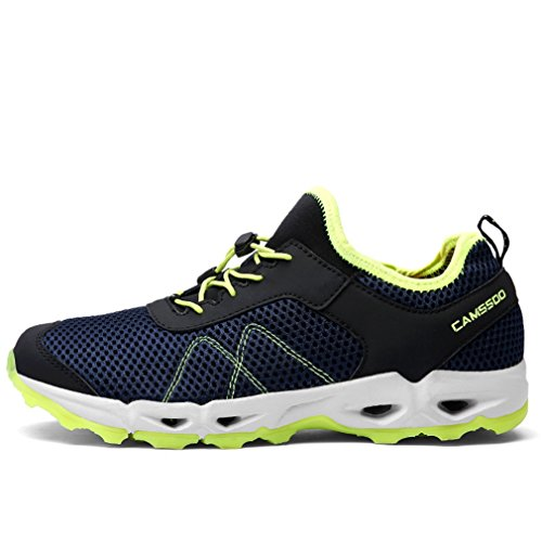 de adulto bleu botas caño foncé XIGUAFR Unisex bajo YXCOxxqw