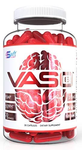 - Vaso6 Pump Supplement Volume Performance