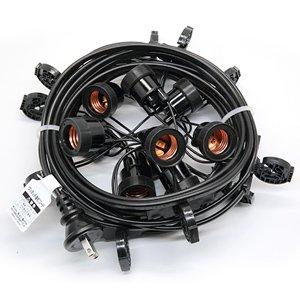 長谷川製作所 CCA075L10P05 提灯コードライトタイプ 10灯 0.5m間隔 B01N6J3244