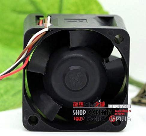 For NMB 1511FB-04W-B66 4CM 40mm 4028 DC 12V 0.60A server cooling fan