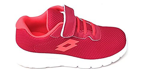 red Enfant Mixte Megalight Sl Rum De 020 Crd Cl Chaussures Lotto Rouge Fitness red wqU6xBP60