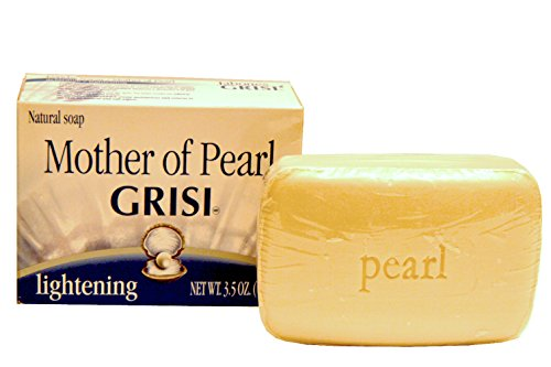 Grisi Natural Mother of Pearl Soap Bar