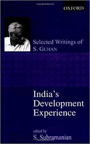 Buy India's Development Experience: Selected Writings of S