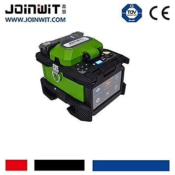 JW4106S Fibra óptica Fusion Splicer Instrumento de Soldadura Inteligente multilingüe integrando la comunicación de Fibra óptica: Amazon.es: Electrónica