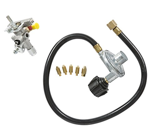 Coyote CCX2 Natural Gas to Propane Conversion Kit