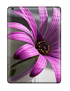 7096471K81760245 Case Cover, Fashionable Ipad Air Case - Flower