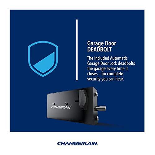 Cheap Chamberlain B980 Garage Door Opener One Size Blue