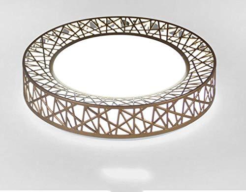 JIUHommesG 50W LED imperméable économie d'énergie Plafonnier moderne Naturel Applicable à la salle de bain la chambre la cuisine et le couloir Plafonnier,Lampe plafond