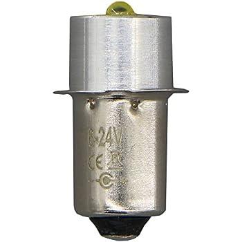 Hqrp High Power Upgrade Bulb 3w Led 100lm 7 30v For Dewalt