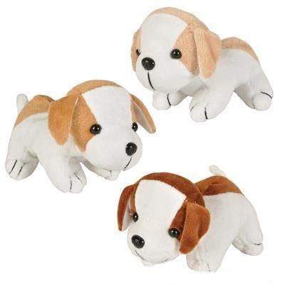 (Neliblu Bulk Stuffed Animals Dogs - 1 Dozen 6
