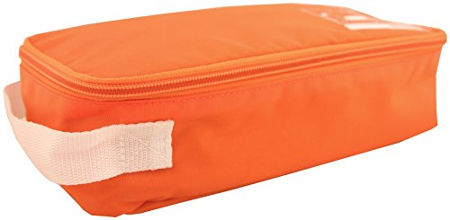FLIGHT001 Spacepak Mini Toiletry Bag - Orange