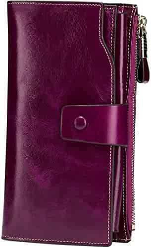 979a134a85bb Shopping Leather - Purples or Clear - Handbags & Wallets - Women ...
