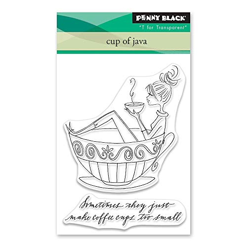 Penny Black 30-475 Clear Stamp Set, ()