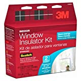 3m Window Kit 62'' X 84''Film