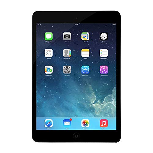 Apple iPad Mini 4, 32GB, Space Gray – WiFi (Renewed)