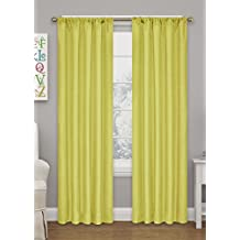 """Eclipse 10707042X054LMN Kendall Thermaback Window Panel, Lemon, 42x54"""""""