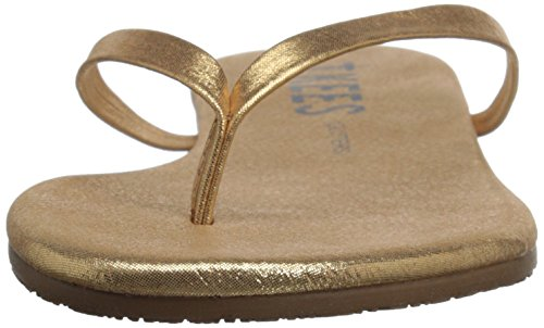 Sandbeam Women's Tkees Glitter Angel Flip Sandal Flop Wings qO0AO6wd