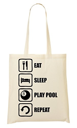 Sac Tout Pool Eat Play Funny Graphic CP Sac Sleep Provisions Black Repeat À Fourre g8qSnFnw