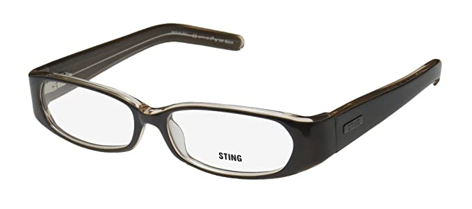 Amazon.com: Sting anteojos vs6281 vs 6281 06 MF: Clothing
