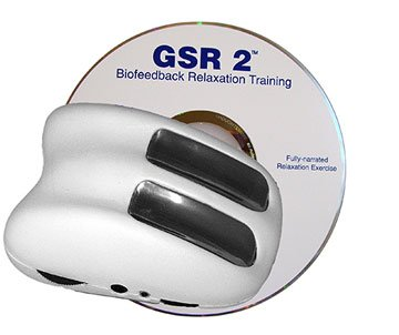 Basic GSR2 Biofeedback Relaxation System THE NEW ONE with CD!
