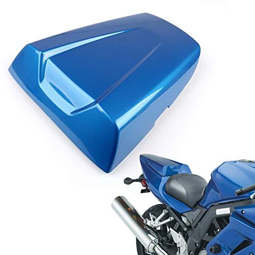 Artudatech Rear Pillion Passenger Seat Cover Cowl For SUZUKI SV650 SV1000 2003-2010 Blue