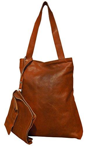 Sacs à bandoulière Spice Art, havane (brun) - Sagl 084a