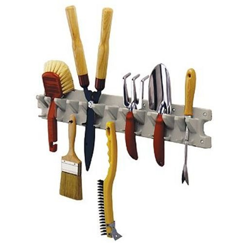 Captivating Amazon.com : Suncast 2 Foot Garden Hand Tool Organizer V713 : Garden Tool  Hanger : Garden U0026 Outdoor