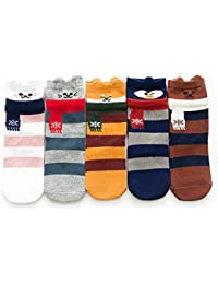 Socks Thinktoo Socks for girls boys kids baby Toddlers Solid Big Bow Knee High Long Soft Cotton Lace baby Socks Kids Unisex