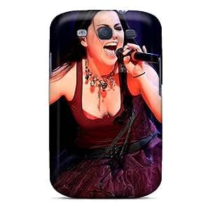 Samsung Galaxy S3 AdB18363uQlb Allow Personal Design Lifelike Evanescence Band Series Scratch Resistant Hard Phone Cases -JonBradica