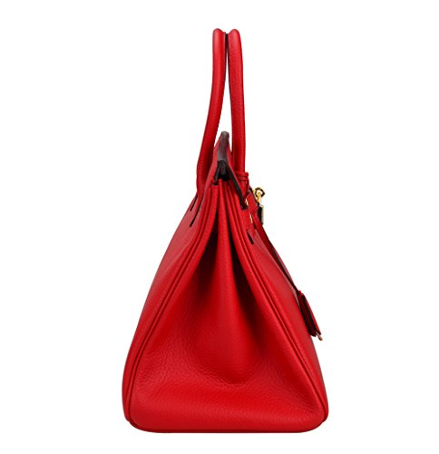 da561d2d2d27 Pinshang Women s Leather Top Handle Handbags and Purses Office ...