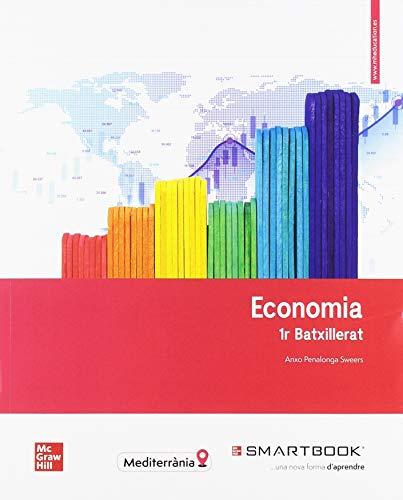 Economia 1 BACH MED. Libro del alumno y Smartbook por ANXO PENALONGA