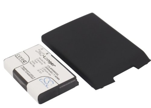 - Extended Battery for Blackberry 9500 Storm (with cover)