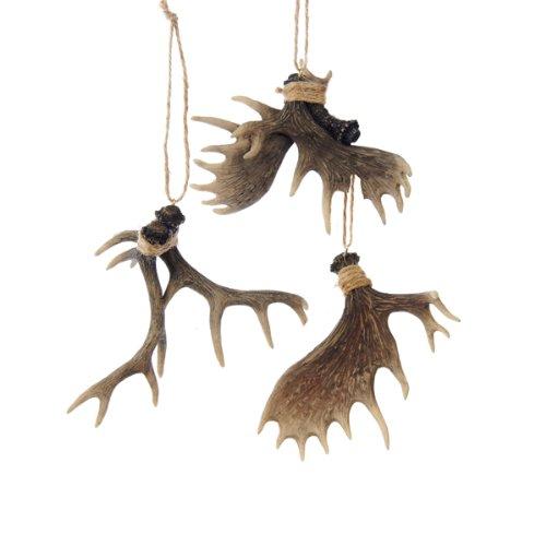 Antler Ornaments (Kurt Adler 5