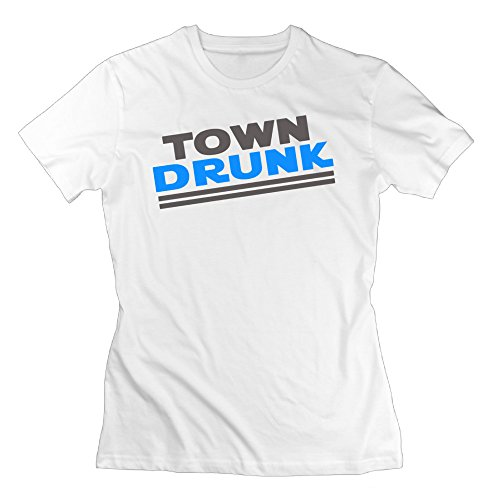 (Townshop Town Drunk Soft Vintage T Shirts T Shirts Tshirts For Female)
