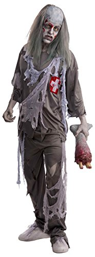 Forum Novelties Men's Zombie Doctor Costume