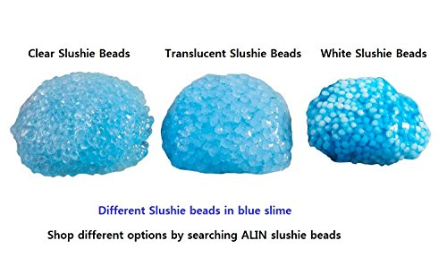 Fish bowl slime beads