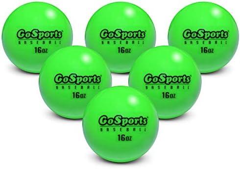 GoSports Weighted Training Baseballs Mechanics product image