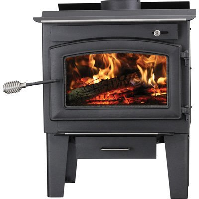 small cast iron stove - 9