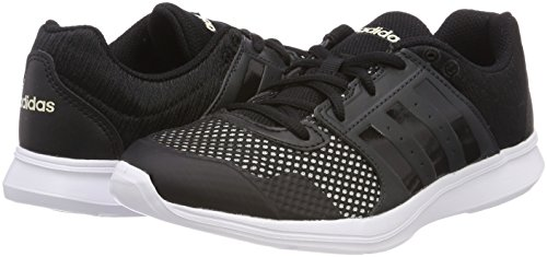 Essential Gymnastique De Noir Core W Chaussures chalk S18 Adidas carbon White Ii Femme Fun Black S18 core YxwdXcq1