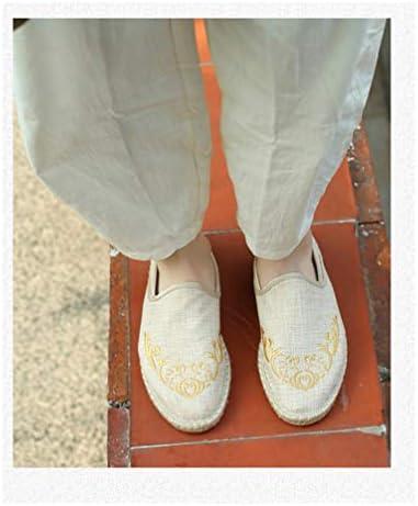 スリッポン メンズ ローファー エスパ キャンバス シューズ カジュアル ローカット 滑り止め 履き脱ぎやすい 登山 散歩 海辺 私服 職場用 事務所 通気抜群 蒸れない 夏 布靴 かっこいい 黒 ナチュラル 無地