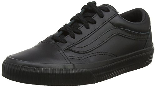 Trainers Mens Black Skool Old White Classic Vans Black OwxzYTTvHq