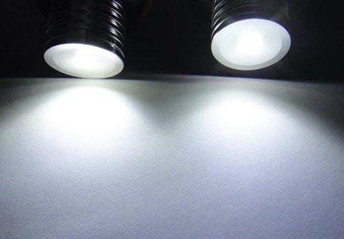 LEDIN LED Angel Eye Halo Light bulb Error Free BMW E63 E64 645Ci 650i M6 00-06 E53 X5