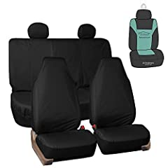 Protect your vehicle's upholstery with our new ultra heavy duty seat covers, made with oxford material to stand up to anything life throws your way. Thicker, tougher, and water resistant, these covers are the perfect choice for work vehicles,...
