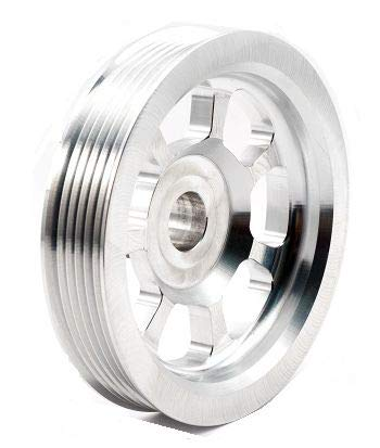 tte Billet Small Diameter Power Steering Pulley 5