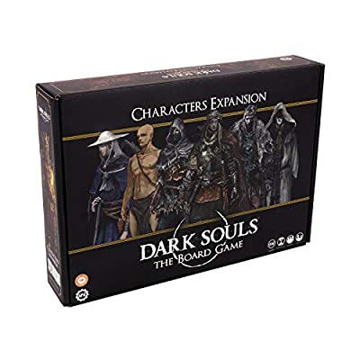 Steamforged Games SFGDS002 Dark Souls: The Board Game-Characters Expansion, Mixed Colours: Toys & Games
