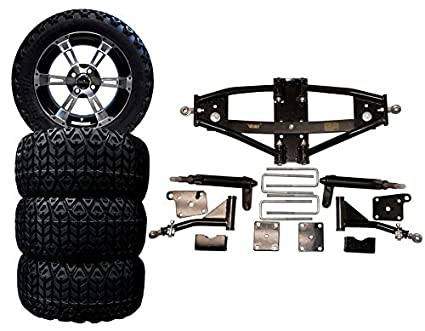 Amazon Com 3g Deluxe 6 A Arm Lift Kit For Club Car Precedent W 12