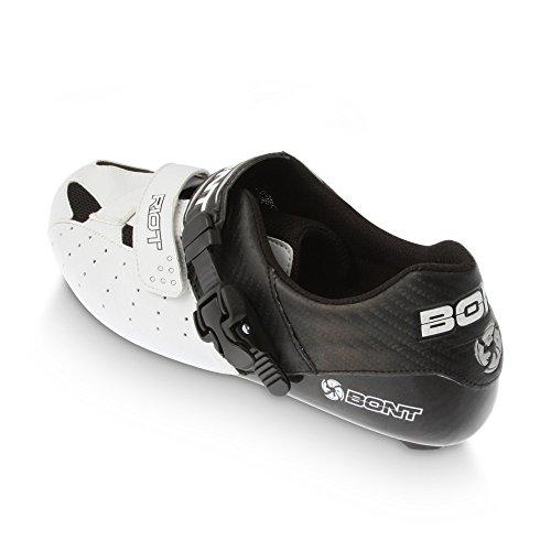 Schuhe Breite weiß 2017 schwarz Plus nbsp;– Road Bont weiß nbsp;Vaypor schwarz Standard tqTwxfZ