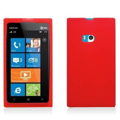Aimo Wireless NK900SK003 Soft n Snug Silicone Skin - Nokia Lumia N 900 Case