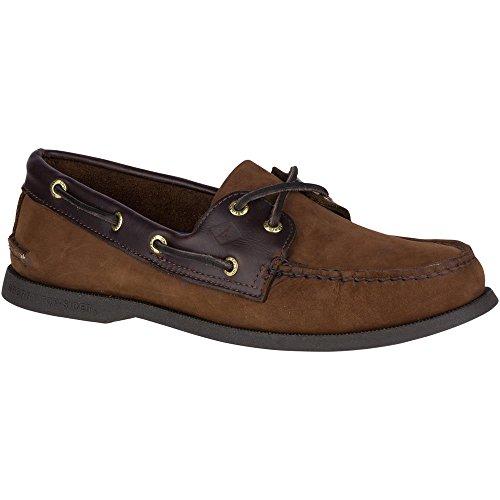 Authentic Original Boat Shoe BROWN BUCK/BROWN 13 M (US)